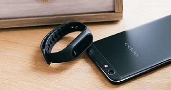 Bảng giá điện thoại Oppo tháng 8/2017: Oppo F1s 2017 giảm giá hấp dẫn