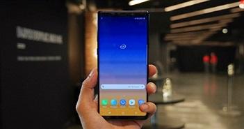 Video đập hộp Sansung Galaxy Note 9