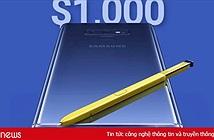 Note 9 được bán rẻ hơn iPhone X ở tất cả mọi nơi...trừ Mỹ