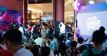 Đông đảo người dùng tham dự tech offline Huawei Nova 3i cùng FPT Shop