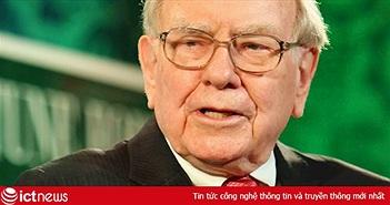 Tỷ phú Warren Buffett: Bạn không cần may mắn để được hạnh phúc!