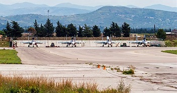 Căn cứ Nga ở Syria bị 6 chiếc UAV của phiến quân tấn công