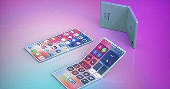 Sẽ có iPhone hoặc iPad gập ra mắt vào năm 2021?