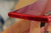 Hai cái lỗ kỳ lạ xuất hiện trên Galaxy Note 10/Note 10+ là gì ?