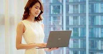 Trên tay LG gram 14Z980 tại Việt Nam: gọn nhẹ, tích hợp cảm biến vân tay, giá 31,5 triệu