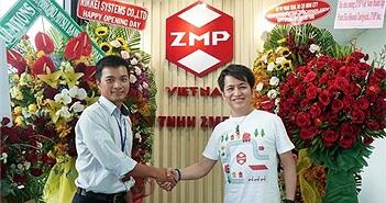 Công ty giải pháp công nghệ xe tự lái Nhật Bản ZMP Inc. đã có mặt tại Việt Nam