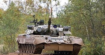 Cận cảnh xe tăng T-80 thời…Chiến tranh thế giới 2