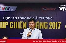 VTVcab khởi động Giải thưởng Cúp Chiến thắng lần thứ 3