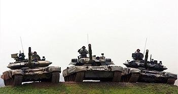 Cận cảnh bộ đôi có thể khiến siêu tăng Armata bị xếp xó
