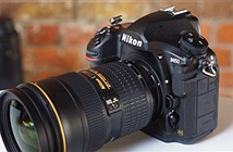 Nikon D850 có dải tương phản động ngang ngửa Medium Format