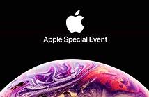 TRỰC TIẾP: Sự kiện Apple ra mắt iPhone 2018