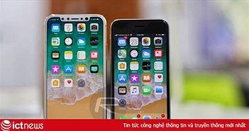 Doanh số bán iPhone X đạt hơn 60 triệu chiếc trước giờ Apple ra mắt iPhone XS
