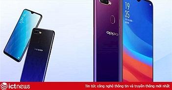 Oppo lặng lẽ ra mắt A7x trước ngày Apple giới thiệu iPhone mới