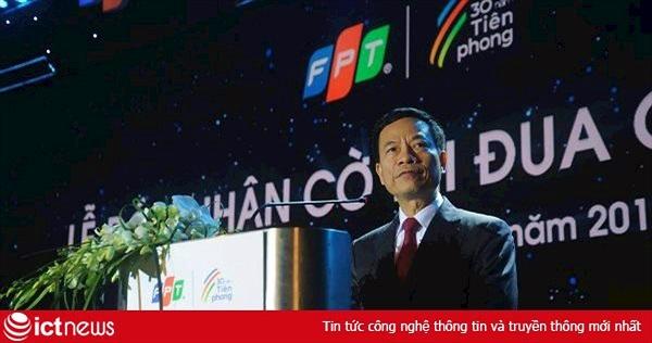 """Quyền Bộ trưởng Bộ TT&TT: """"FPT sẽ làm gì 10 năm tiếp theo để phụng sự Tổ quốc?"""""""