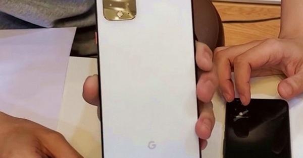 Đã có video trên tay Google Pixel 4 tại… Việt Nam