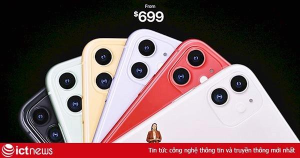 Reuters: iPhone 11 rẻ bất ngờ cũng không làm châu Á xúc động