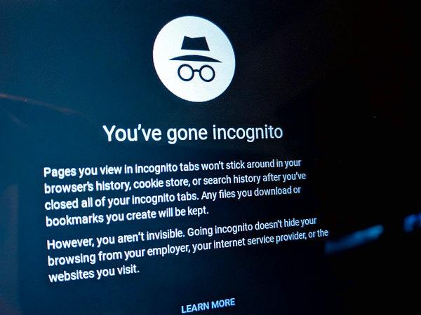 Thủ thuật Chrome: chạy tiện ích mở rộng ở chế độ ẩn danh