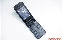 Trên tay Nokia 2720 Flip, smartphone gập dùng KaiOS giá 2 triệu