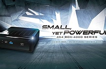 "PC mini: AMD Ryzen 4000 U, card đồ họa Radeon Vega 7 ""đấu"" với iMac"