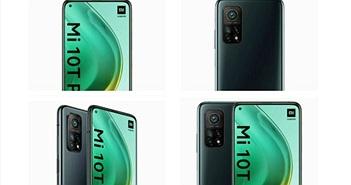 Xiaomi lộ ảnh render Mi 10T Pro: Snapdragon 865, camera 108MP, màn hình 144Hz, giá tầm trung