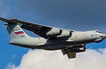 Clip thiết kế, chế tạo máy bay vận tải Il-476 Nga