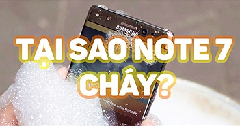 [Galaxy Note 7] Thủ phạm cái chết của Galaxy Note 7: lỗi thiết kế, lỗi mạch điện áp hay lỗi pin?
