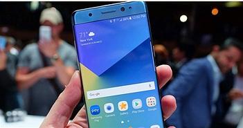 [Galaxy Note 7] Kinh tế Việt thiệt hại lớn vì Samsung thu hồi Galaxy Note 7