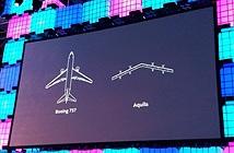 Drone truyền Internet sẽ được thử nghiệm tại trụ sở Facebook