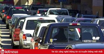Uber gia tăng áp lực giao thông tại các thành phố lớn