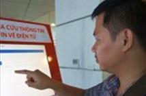 Đã có tính năng chốnggiữ chỗ ảo cho hệ thống bán vé tàu điện tử