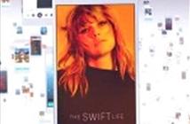 Taylor Swift ra mắt ứng dụng dành cho fan