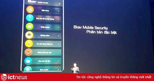 """Dùng bản đặc biệt Bkav Mobile Security, Bphone 3 và Bphone 3 Pro """"nói không"""" với virus, SMS rác"""