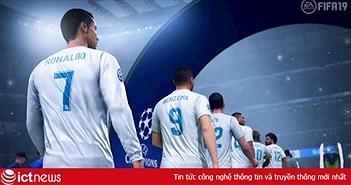 Ronaldo làm khổ game FIFA như thế nào?