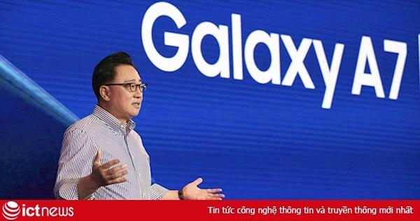 Sếp Samsung: Điện thoại bẻ cong đa nhiệm như máy tính bảng nhưng gấp gọn lại được