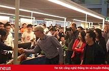 Tim Cook thăm trụ sở Tik Tok trong chuyến đi Trung Quốc
