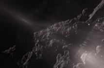 Ảnh độc tiểu hành tinh Ryugu chụp từ tàu robot mới