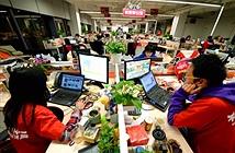 Alibaba kiếm hơn 9 tỷ USD trong ngày Độc thân 11/11