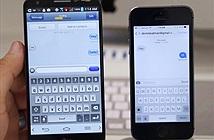 Apple ra tòa vì iMessage không chuyển tin nhắn