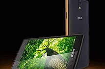 Độc đáo smartphone khung viền gỗ Xolo Q1020