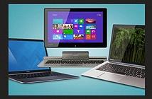 PC rớt giá gây khó cho kế hoạch Windows 10 của Microsoft