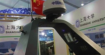 Trung Quốc trưng bày tàu không người lái tại triển lãm hàng không
