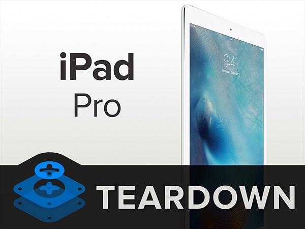 Bên trong iPad Pro: iFixit chấm 3 điểm, màn hình hàn chết với kính, thay pin được