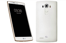 LG G4 có thêm màu trắng vàng cho thị trường Hàn Quốc