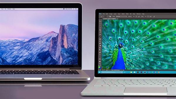 Những điểm nổi bật trên Surface Book mà Macbook Pro không hề sở hữu