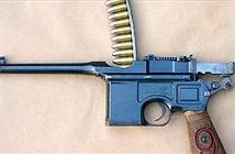 Mauser C96: Cha đẻ của mọi dòng súng ngắn hiện đại