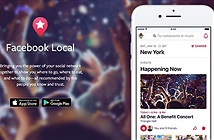 Facebook ra mắt ứng dụng Local thay thế Events