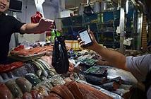 Thanh toán di động trực tuyến tại Trung Quốc sẽ tăng mạnh trong năm 2018