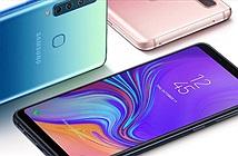 Đánh giá chi tiết Galaxy A9: Smartphone tầm trung 4 camera