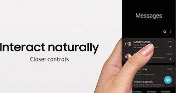 One UI mang đến những cải tiến nào đối với điện thoại Galaxy tương lai?