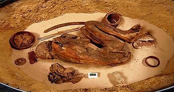 """Những bí mật về xác ướp """"già"""" hơn Pharaoh cả nghìn năm"""
